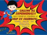 Superman Birthday Invites Superman Invitation Instant Download Superhero Birthday