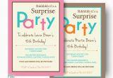 Suprise Birthday Invitations Surprise Birthday Invitation Printable Surprise Birthday