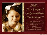Surprise 60th Birthday Party Invitation Wording 60th Surprise Birthday Party Invitations Drevio