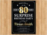 Surprise 80th Birthday Party Invitation Wording Surprise 80th Birthday Party Invitations Dolanpedia