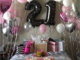 Surprise Birthday Gifts for Her 21st Birthday Surprise Girlfriends Birthday Pinterest