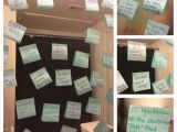 Surprise Birthday Gifts for Husband In Chennai Birthdays Write On Post It Notes Of What You Love About