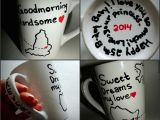 Surprise Birthday Ideas for Him Long Distance Diy Long Distance Mug Ldr Long Distance Mugs Mugs