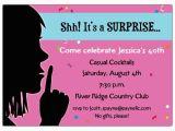 Surprise Birthday Invitation Message 20 Interesting 30th Birthday Invitations themes Wording