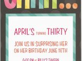 Surprise Birthday Invitation Wording for Adults Surprise Birthday Party Invitation Wording for Adults