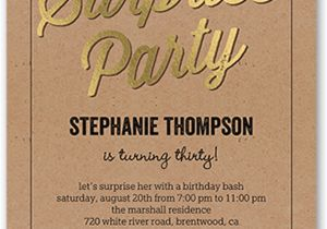 Surprise Birthday Party Invitation Wording for Adults 6 Create Your Own Birthday Invitations Birthday Party