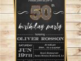 Surprise Birthday Party Invitations for Men Items Similar to Elegant Surprise Birthday Party Invites