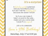 Surprise Birthday Party Invite Wording Wording for Surprise Birthday Party Invitations Free