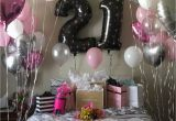 Surprise Gift for Wife On Her Birthday 21st Birthday Surprise Girlfriends Birthday Pinterest
