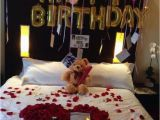Surprise Gift for Wife On Her Birthday 25 Best Ideas About Romantic Birthday On Pinterest