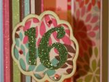 Sweet 16 Birthday Card Ideas 115 Best Cards 16th Birthday Images On Pinterest 16th