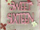 Sweet 16 Birthday Card Ideas 29 Best Sweet Sixteen Birthday Ideas Images On Pinterest