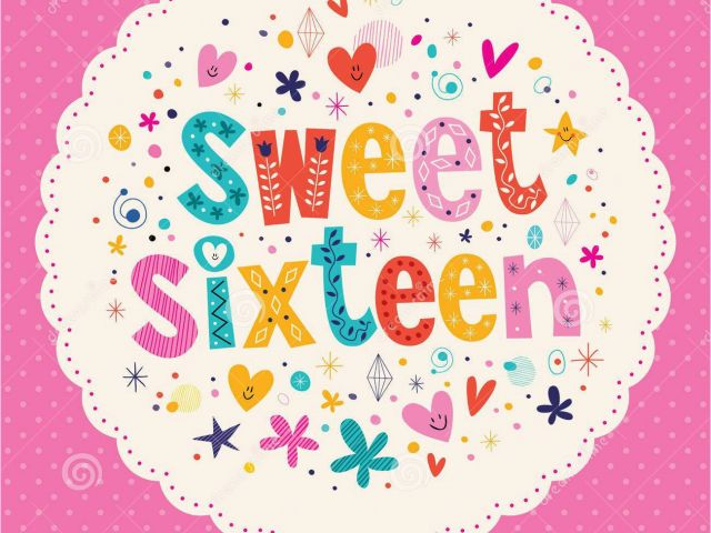 Download By SizeHandphone Tablet Desktop Original Size Back To Sweet 16 Birthday Cards For Granddaughter