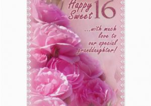 Sweet 16 Birthday Cards For Granddaughter Quotes Happy Quotesgram