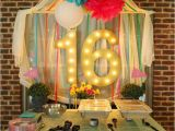Sweet 16 Birthday Decoration Ideas Abby S Sweet 16 Outdoor Movie Party Less Than Perfect