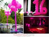 Sweet 16 Birthday Decoration Ideas ashlee S Sweet 16