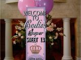 Sweet 16 Birthday Decoration Ideas Musing with Marlyss Sweet 16 Party Ideas