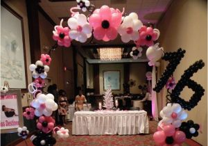 Sweet 16 Birthday Decoration Ideas Party Decor Knoxville Parties Balloons Above The