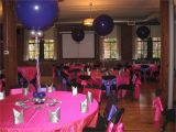 Sweet 16 Birthday Decoration Ideas Sweet Sixteen Decorations with Adorable tosca Curtains
