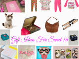 Sweet 16 Birthday Gift Ideas for Her Birthday Present Ideas for Her 16th