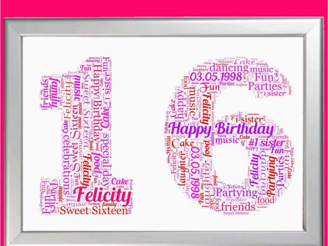 Download By SizeHandphone Tablet Desktop Original Size Back To Sweet 16 Birthday Gifts For Her
