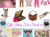 Sweet 16 Birthday Gifts for Her Sweet 16 Birthday Gift Ideaswritings and Papers Writings