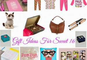 Sweet 16 Birthday Gifts For Her Gift Ideaswritings And Papers Writings