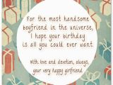 Sweet Birthday Card for Boyfriend 70 Cute Birthday Wishes for Your Charming Boyfriend