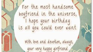Sweet Birthday Card for Boyfriend 70 Cute Birthday Wishes for Your Charming Boyfriend