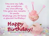 Sweet Birthday Cards for Her Birthday Wishes for Girlfriend 365greetings Com