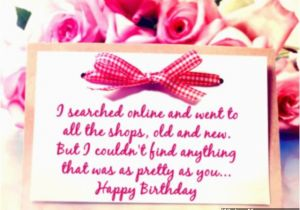 Sweet Birthday Cards For Her Wishes Girlfriend Quotes And Messages