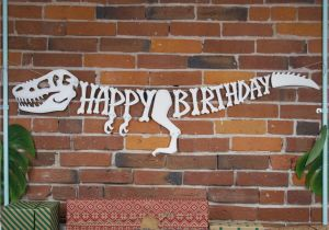 T Rex Happy Birthday Banner Amazon Com T Rex Dinosaur Fill In Thank You Cards for