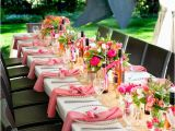 Table Decorations for 30th Birthday Party A Pink 30th Birthday Celebration Guest Feature
