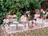 Table Decorations for 30th Birthday Party Kara 39 S Party Ideas Sparkly 30th Birthday Bash Kara 39 S