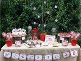 Table Decorations for 30th Birthday Party Rustic Birthday Quot Rustic 30th Birthday Party Quot Catch My