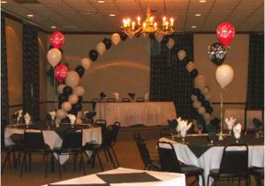 Table Decorations For 40th Birthday Party Balloon Celebrate The