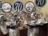Table Decorations for 70th Birthday 25 Best Ideas About 70th Birthday Decorations On