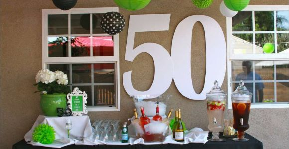 Table Decorations for A 50th Birthday Party 50th Birthday Party Ideas