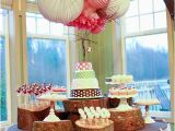 Table Decorations for A Birthday Party A Really Wonderful Birthday Party Table Decor Perfect