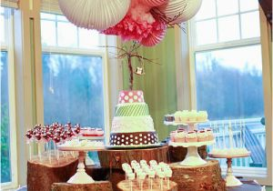 Table Decorations Ideas for Birthday Parties A Really Wonderful Birthday Party Table Decor Perfect