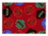 Tacky Birthday Cards Tacky Christmas Sweaters Happy Holidays Greeting Card
