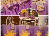 Tangled Birthday Party Ideas Decorations Kara 39 S Party Ideas Tangled Rapunzel Birthday Party Via
