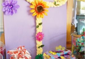 Tangled Birthday Party Ideas Decorations Rapunzel Diy Inspired