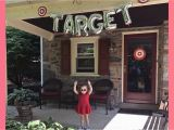 Target Birthday Decorations Mom Plans Amazing Target themed Birthday Party for