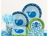 Target Birthday Decorations Ocean Preppy Birthday Party Supplies Kit Target