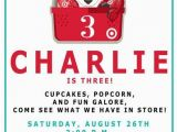 Target Birthday Party Invitations This Girl Had A Target themed Birthday Party and We 39 Re