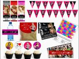 Taylor Swift Birthday Party Decorations Diy Taylor Swift Party Games Printables