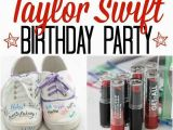 Taylor Swift Birthday Party Decorations How to Throw A Taylor Swift Birthday Party Crazy for Crust
