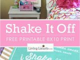 Taylor Swift Birthday Party Decorations Shake It Off Free Printable Poster