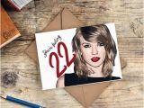 Taylor Swift Feeling 22 Singing Birthday Card 50 Elegant Feeling 22 Birthday Card withlovetyra Com